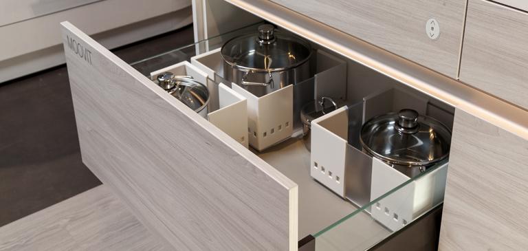 Die Familien-Kücheninsel: Immer auf der Höhe der Zeit - Häfele