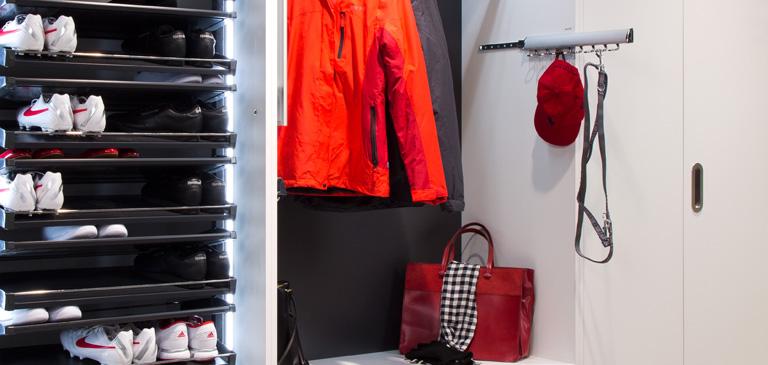 Die garderobe aufger umter start in den tag h fele for Wohnideen hobbyraum