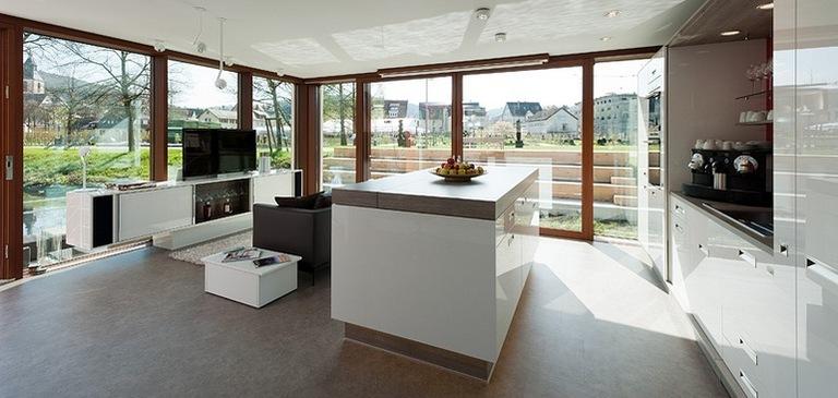 rollen k cheninsel design. Black Bedroom Furniture Sets. Home Design Ideas