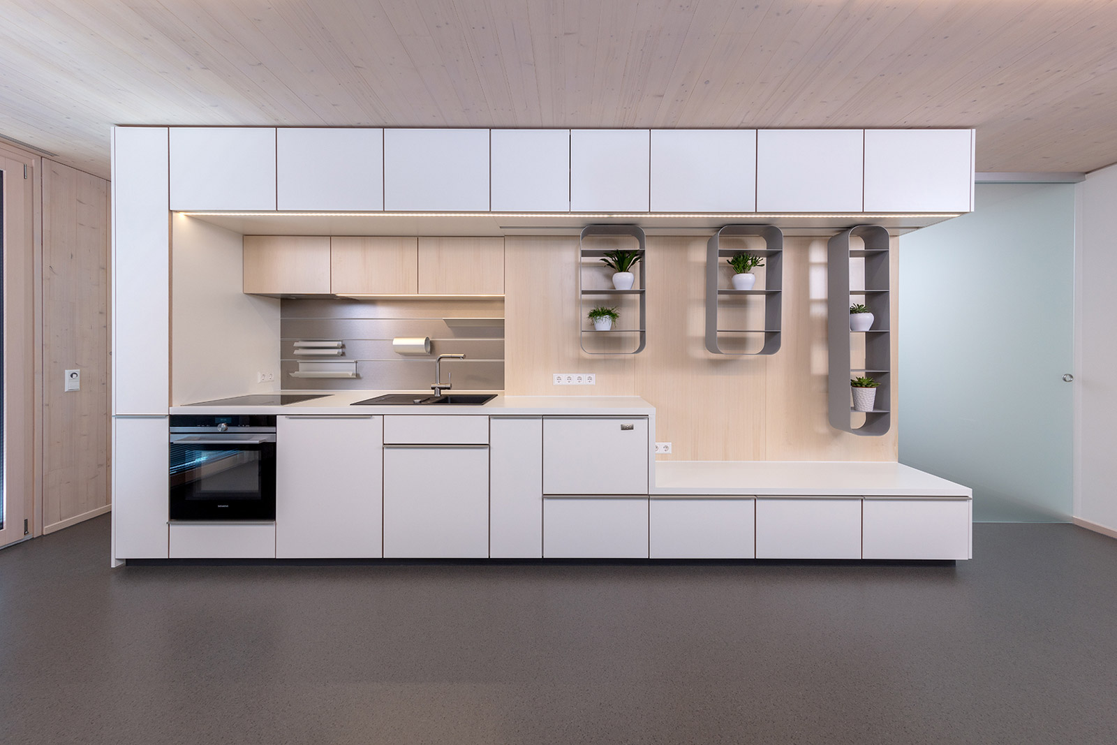 Skaiopartment Micro Living In Germany S First Wooden High