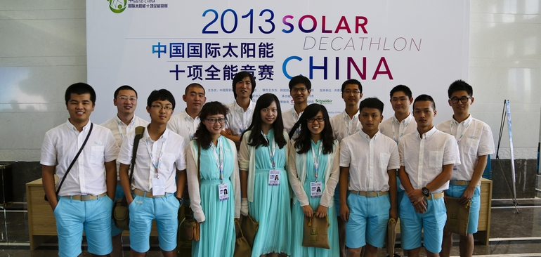 Solar Decathlon team.