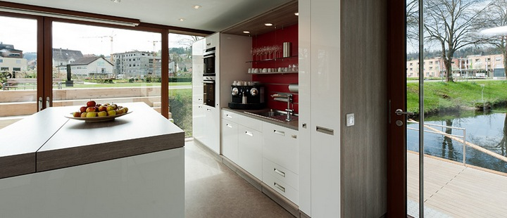 l shaped kitchen healthy movement at all times managers office keeping an overview at all times tidy reception succeeds every time - Kuchenzeile L Form