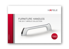 Furniture handles � The H�fele collection 2017