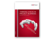 Thinking ahead in project business