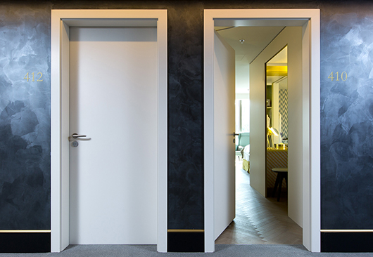 Room Doors at Falkensteiner