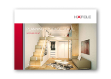 Storage space planning brochure