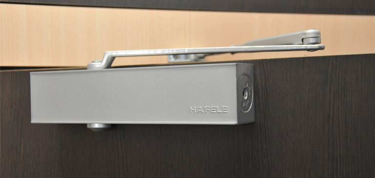 Häfele door closer