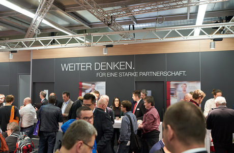 Häfele had a full house at all times at the Holz-Handwerk trade fair in Nuremberg.