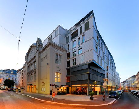 Hotel Ruby Sofie in Vienna