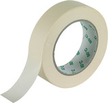 Abdeck-Klebeband, Maler-, Lackierband, Flachkrepp product photo