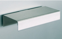 Tablar, Ladenbausystem Single, mit Beschriftungsleiste product photo