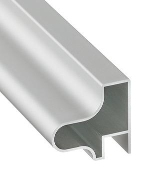 griff profilleiste f r schiebet ren aus aluminium. Black Bedroom Furniture Sets. Home Design Ideas