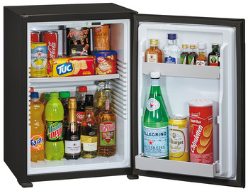 Minibar Kühlschrank 30 Liter : Kühlschrank minibar liter mit absorber technologie