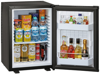 Minibar Kühlschrank : Kühlschrank minibar liter mit peltier technologie