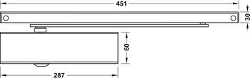 obent rschlie er geze ts 5000 ecline normalmontage. Black Bedroom Furniture Sets. Home Design Ideas