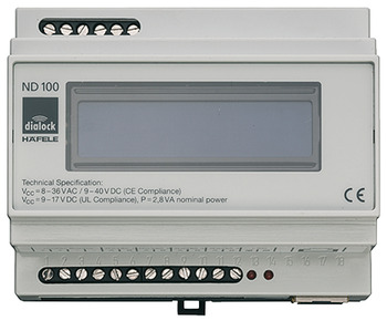 Online Adapter, ND 100, Dialock, Tag-it<sup>TM</sup> ISO