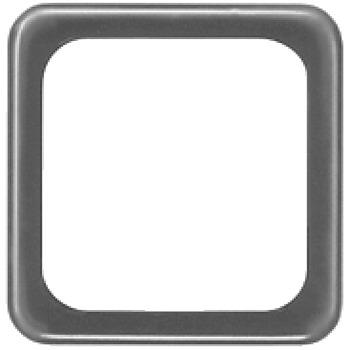 rahmen f r schalter und steckdosen 60 x 60 mm unterputz online bei h fele. Black Bedroom Furniture Sets. Home Design Ideas