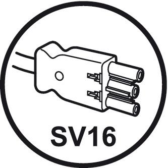 steckdose und usb ladestation einbau set mit stecker sv16. Black Bedroom Furniture Sets. Home Design Ideas