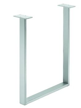 Tischgestell Aus Edelstahl Oder Stahl Mit Hoheneinstellung