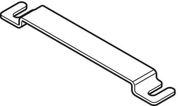 verbindungsst ck f r faltschiebet ren zum verbinden von zwei t rfl gelpaaren online bei h fele. Black Bedroom Furniture Sets. Home Design Ideas