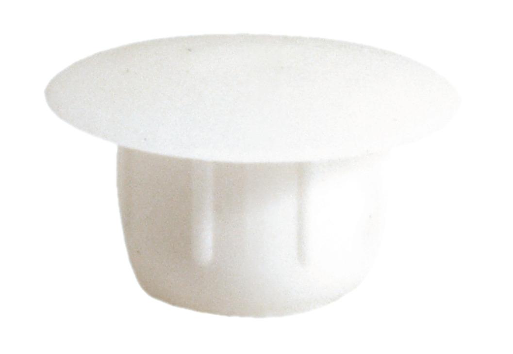 Top Abdeckkappe, Kunststoff, für Blindbohrung Ø 8 mm - im Häfele  KI04