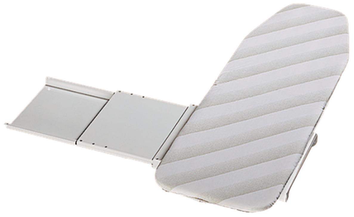 Bügelbrett Im Schrank Integriert bügelbrett häfele ironfix einbau auf fachboden bei häfele