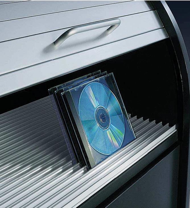 cd dvd aufbewahrungssystem aluminiumprofil silberfarben eloxiert im h fele deutschland shop. Black Bedroom Furniture Sets. Home Design Ideas