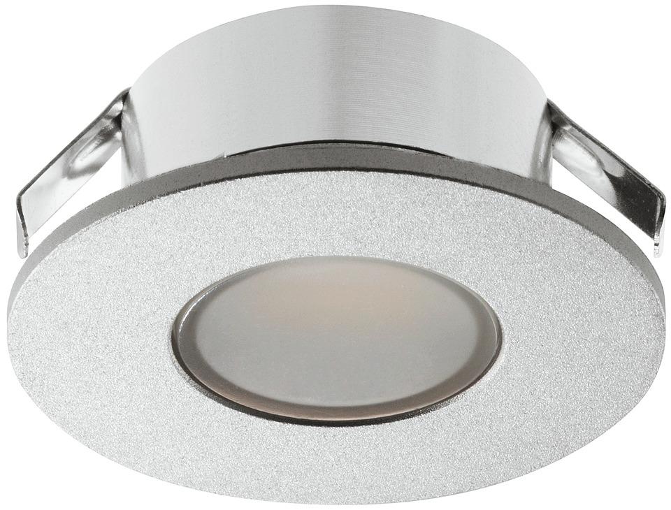 Ein /Unterbauleuchte, Rund, Häfele Loox LED 2022, 12 V