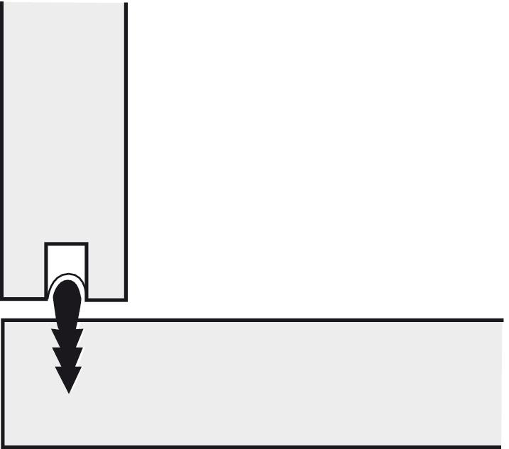 Schiebetürbeschlag unten  Einfach-Laufschiene, unten - im Häfele Deutschland Shop