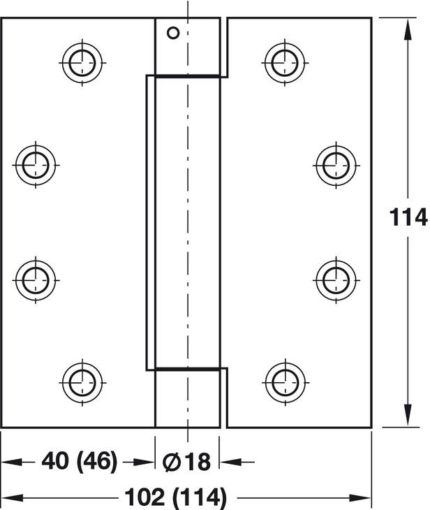 federband startec f r ungef lzte t ren bis 60 kg im h fele deutschland shop. Black Bedroom Furniture Sets. Home Design Ideas