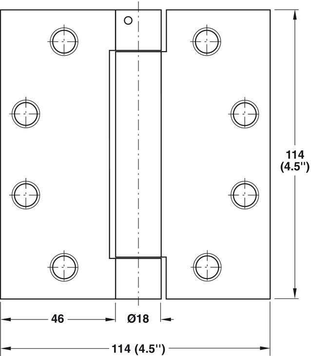 federband startec f r ungef lzte t ren bis 60 kg online bei h fele. Black Bedroom Furniture Sets. Home Design Ideas