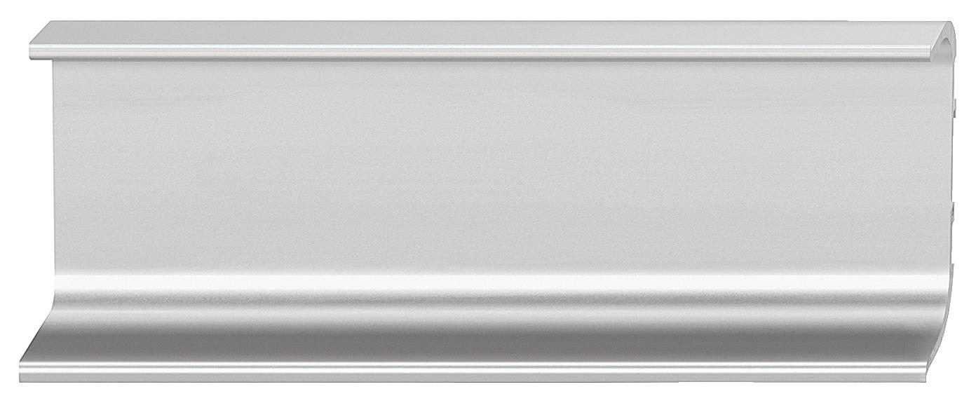 Griff Mulde Horizontal Aus Aluminium Fur Optisch Grifflose Fronten