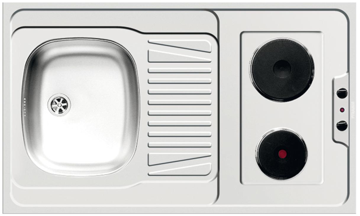 herd sp len kombination edelstahl elektrokochplatten. Black Bedroom Furniture Sets. Home Design Ideas