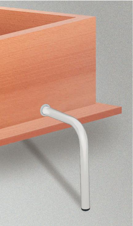 klappfu f r klappbetten beschlag bettlift zum einbauen l ngs oder quer online bei h fele. Black Bedroom Furniture Sets. Home Design Ideas