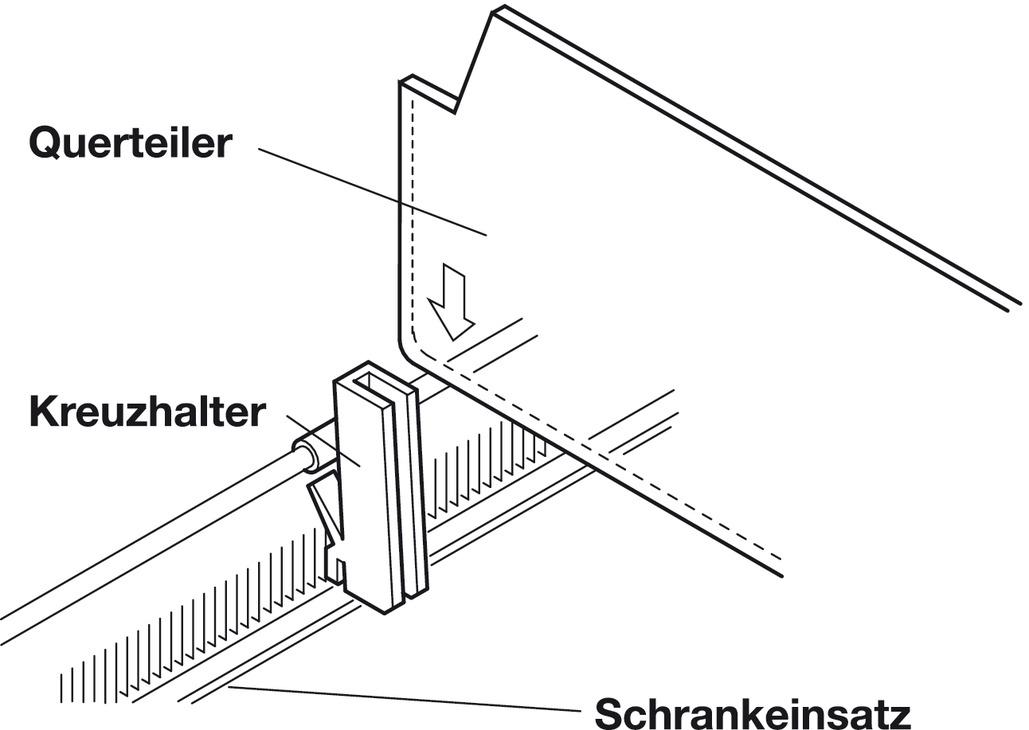 kreuzhalter aufbewahrungs apothekensystem variante a im h fele deutschland shop. Black Bedroom Furniture Sets. Home Design Ideas