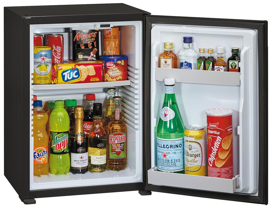 Minibar Als Kühlschrank Nutzen : Kühlschrank minibar 30 liter mit absorber technologie