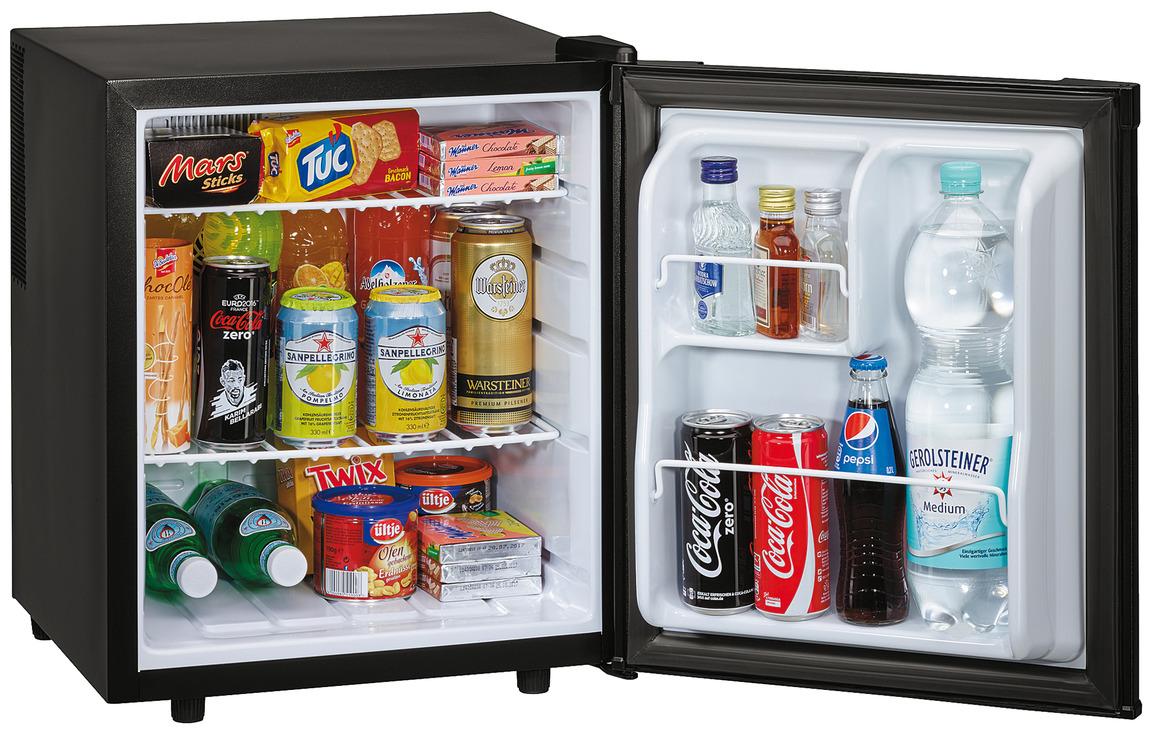 Kühlschrank Für Minibar : Kühlschrank minibar 42 liter mit peltier technologie online bei