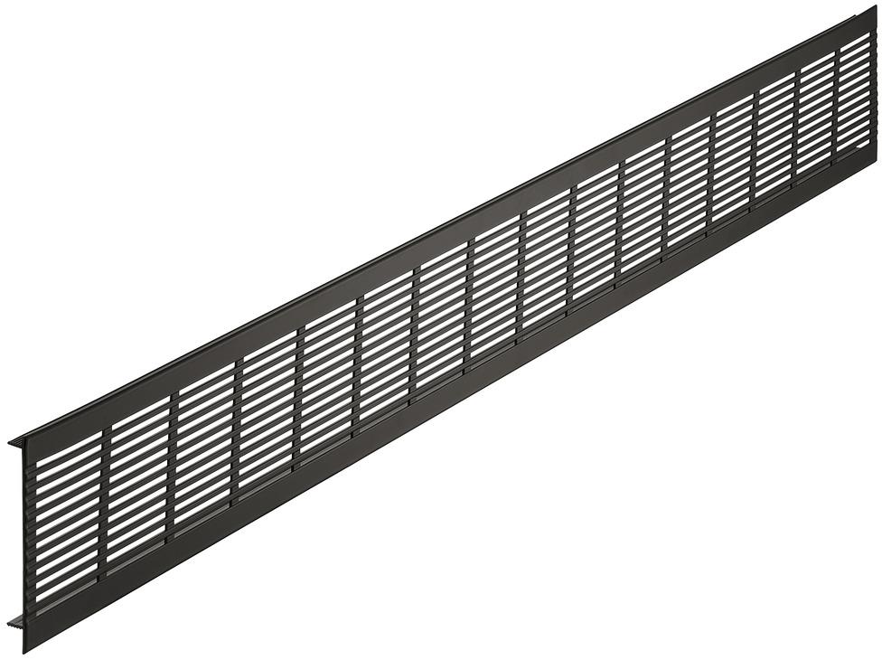 l ftungsgitter aluminium mit gerillten stegen startec im h fele deutschland shop. Black Bedroom Furniture Sets. Home Design Ideas