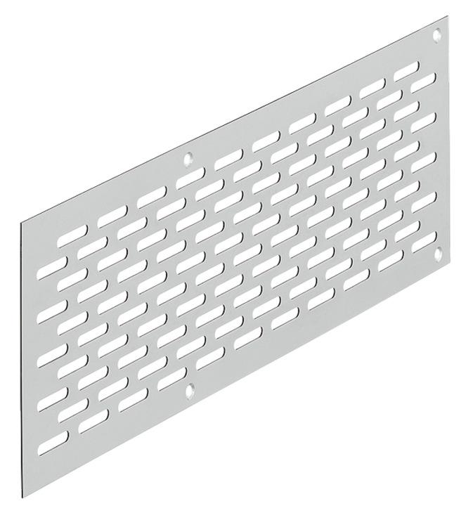 l ftungsgitter topco eckig aluminium edelstahl messing oder kupfer online bei h fele. Black Bedroom Furniture Sets. Home Design Ideas