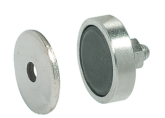 magnetverschluss haftkraft 3 0 kg gewinde m5 f r metallschr nke online bei h fele. Black Bedroom Furniture Sets. Home Design Ideas