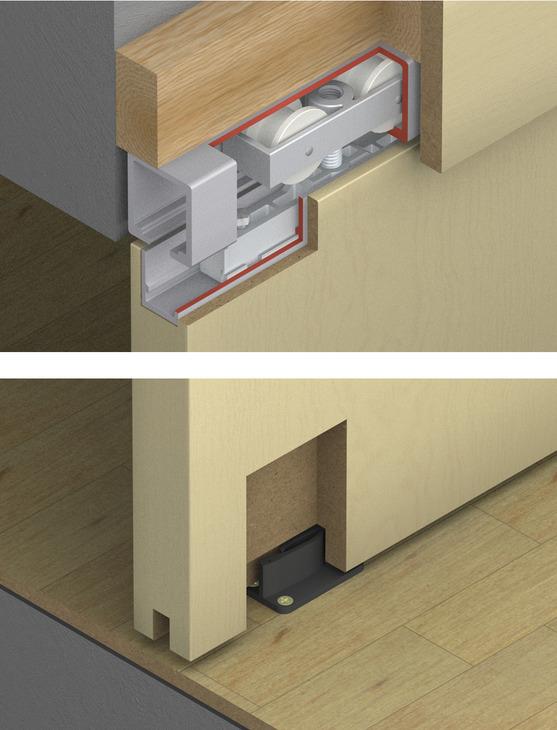 schiebet rbeschlag hawa junior 120 b garnitur online bei h fele. Black Bedroom Furniture Sets. Home Design Ideas