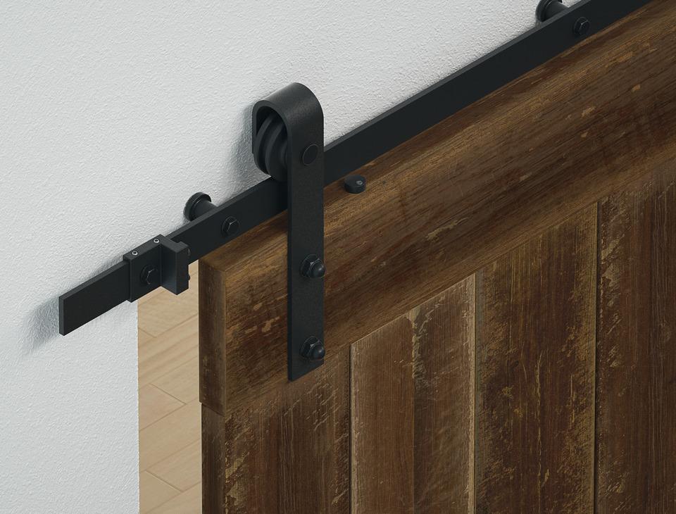 schiebet rbeschlag slido design 100 s garnitur mit. Black Bedroom Furniture Sets. Home Design Ideas