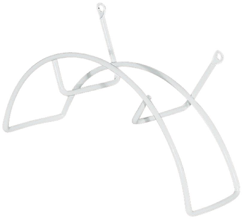 schlauchhalter zum schrauben online bei h fele. Black Bedroom Furniture Sets. Home Design Ideas
