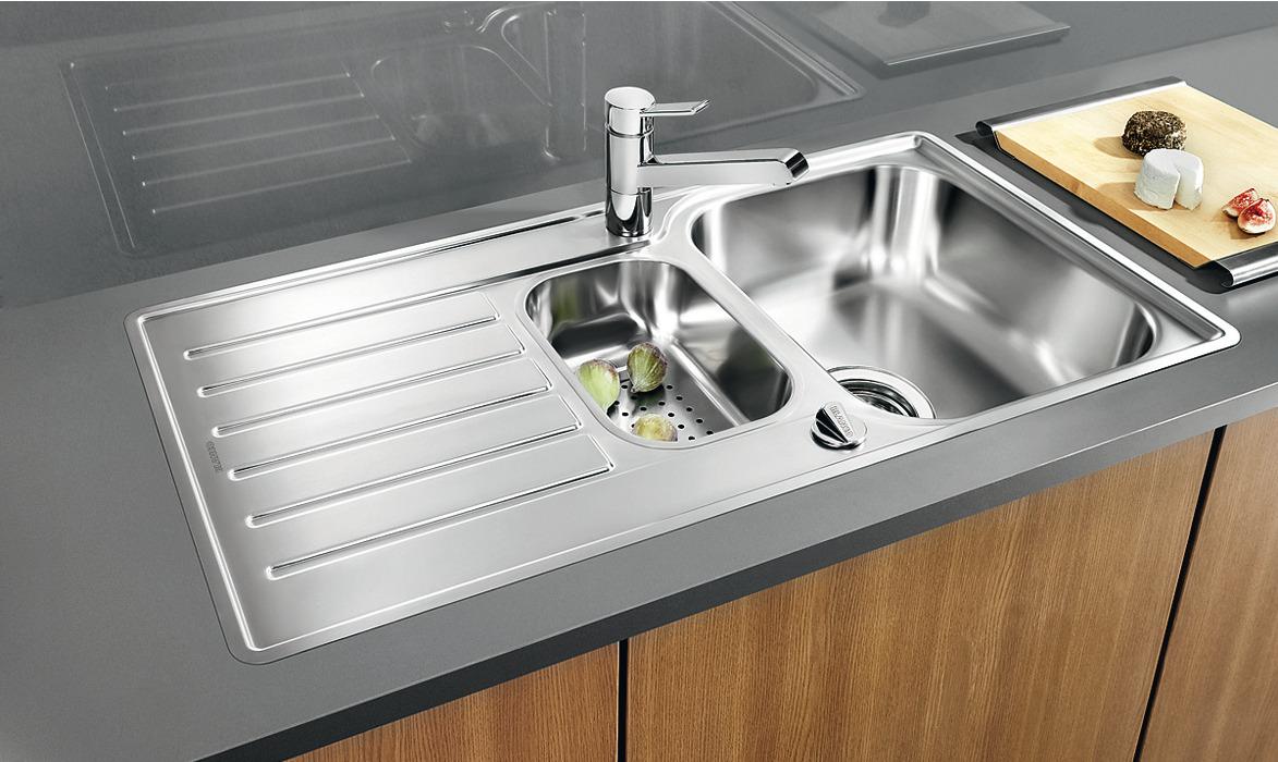 Tolle Dunkel Gefärbte Küchenspülen Ideen - Küchen Ideen Modern ...