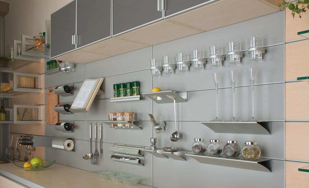 aluminiumprofile f r wandsystem labos online bei h fele. Black Bedroom Furniture Sets. Home Design Ideas