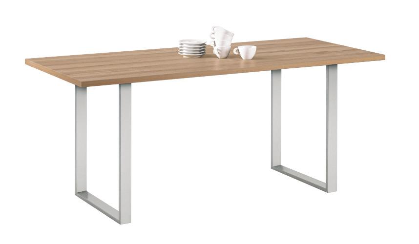 Tischgestell Aus Edelstahl Oder Stahl Mit Höheneinstellung
