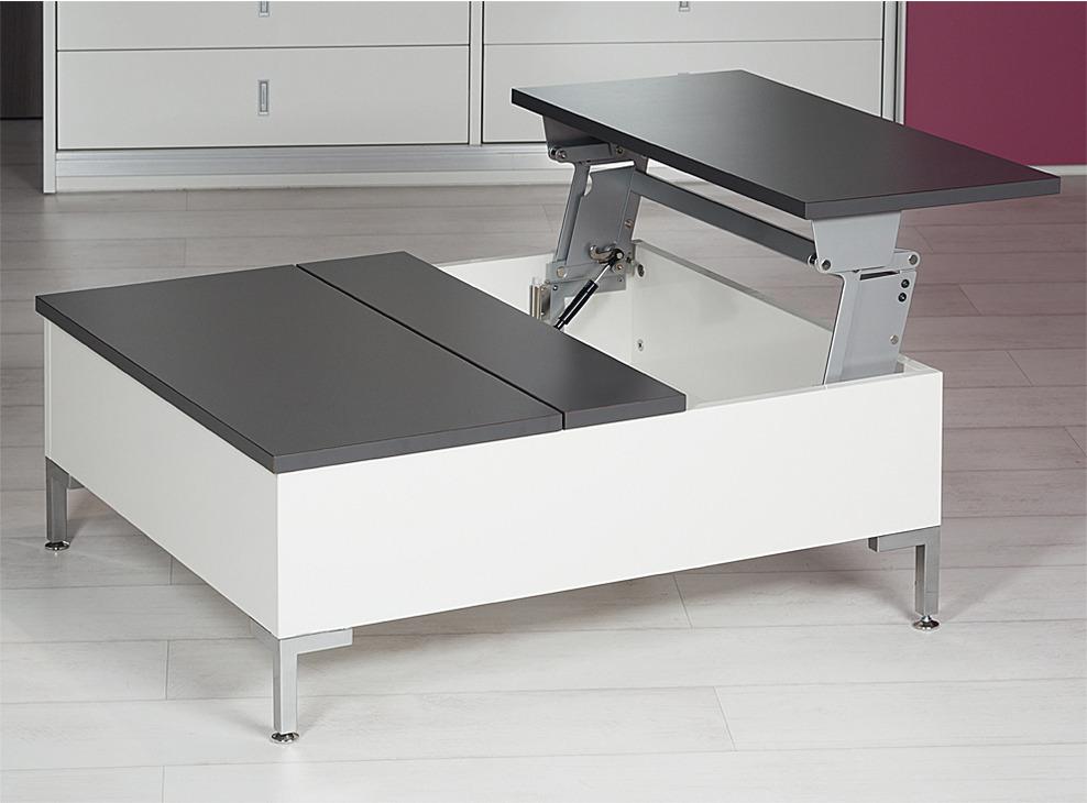 Podnośnik Blatu Tavoflex Kolor Aluminium 698mm H 228 Fele 643