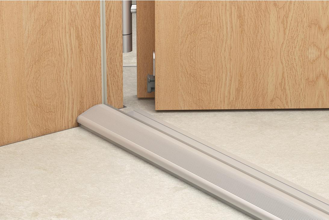 t rschwelle aluminium silberfarben eloxiert mit anschlag im h fele deutschland shop. Black Bedroom Furniture Sets. Home Design Ideas