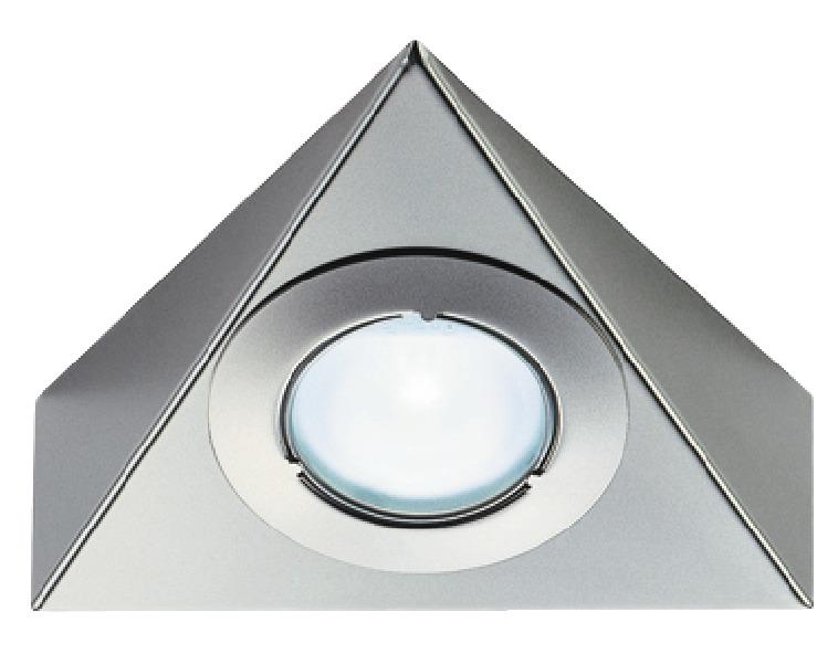 Halogenlampe Küche | Unterbauleuchte Dreieckig Haleos 4019 G4 Halogen 12 V Online