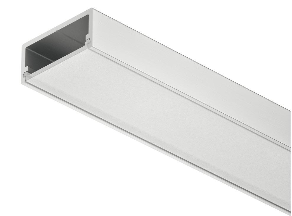 unterbauprofil h fele loox 8 5 mm profilh he aluminium. Black Bedroom Furniture Sets. Home Design Ideas